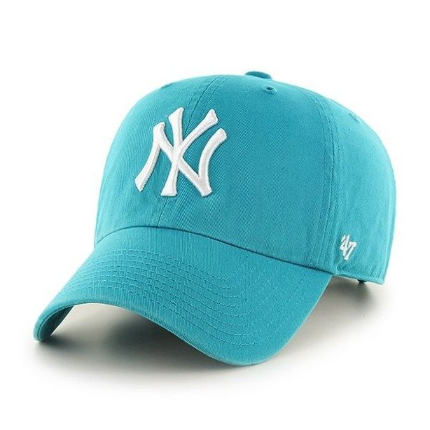 47 BRAND CAP MLB NEW YORK YANKEES GREEN