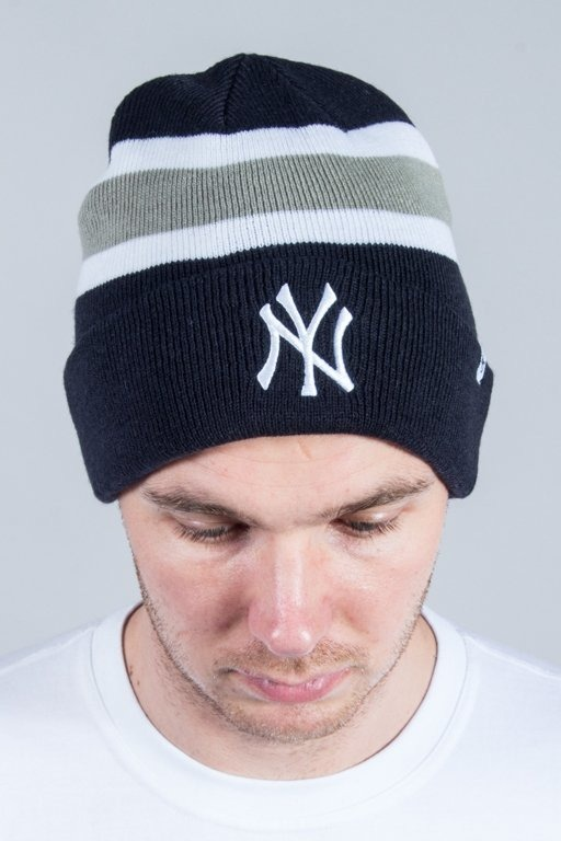 47 BRAND WINTER CAP MLB NEW YORK YANKEES 47 GOAL LINE