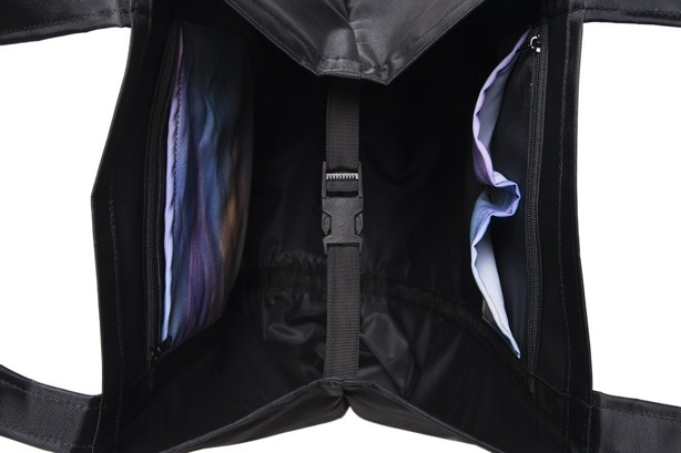 ALKOPOLIGAMIA BAG BLINDED DANY BLACK