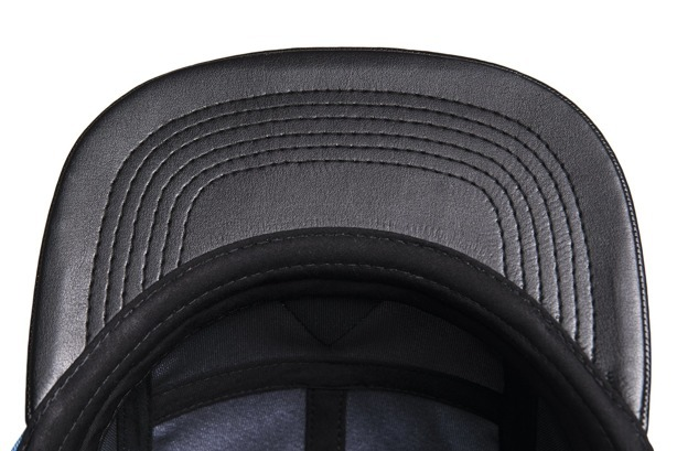 ALKOPOLIGAMIA CAP 5PANEL BLINDED-BLACK