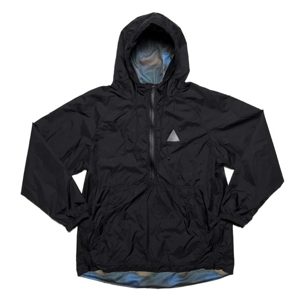 ALKOPOLIGAMIA JACKET BLINDED FUTURE BLACK
