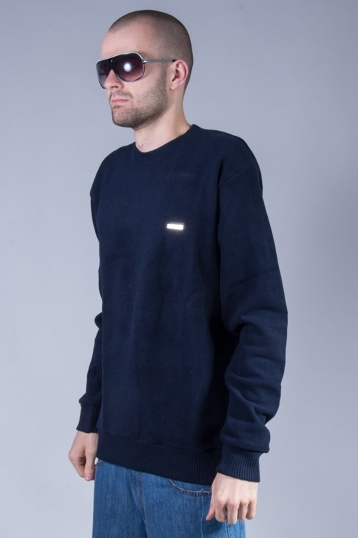 ALKOPOLIGAMIA SWEATER SMOOOTH OPERATOR NAVY