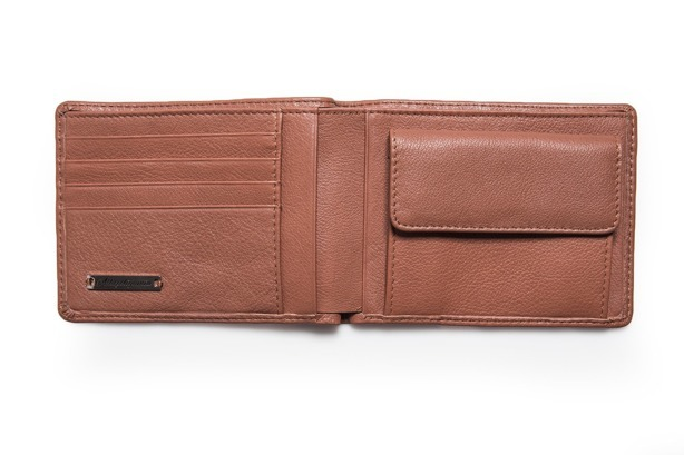 ALKOPOLIGAMIA WALLET 54 BROWN