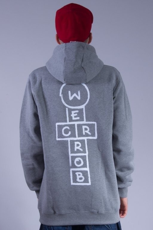 BOR BLUZA Z KAPTUREM NEIGBORHOOD GREY