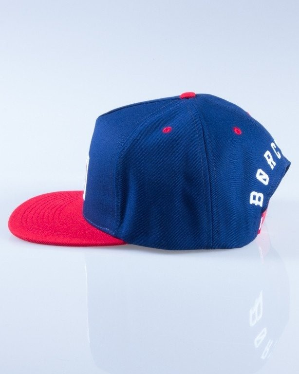 BOR CZAPKA SNAPBACK ONE NATION NAVY