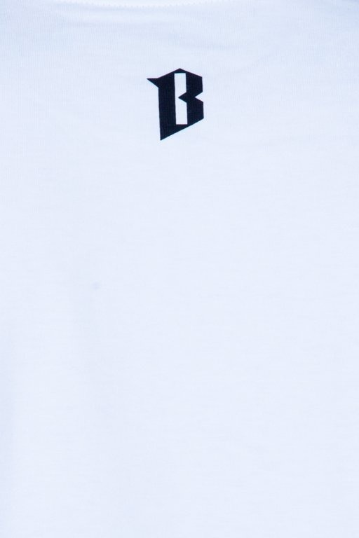 BOR T-SHIRT MONEY WHITE