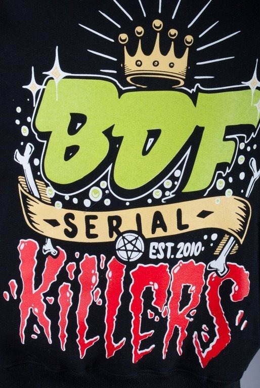 BRAIN DEAD FAMILIA BLUZA Z KAPTUREM SERIAL KILLERS