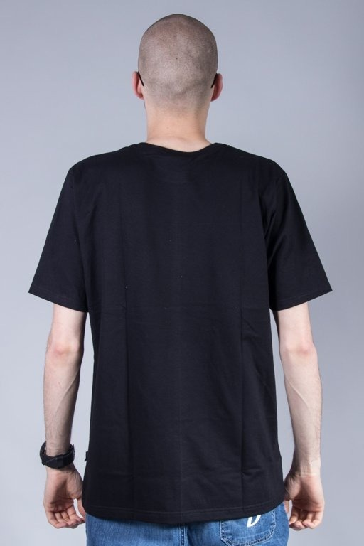 CHADA PROCEDER T-SHIRT AS BLACK
