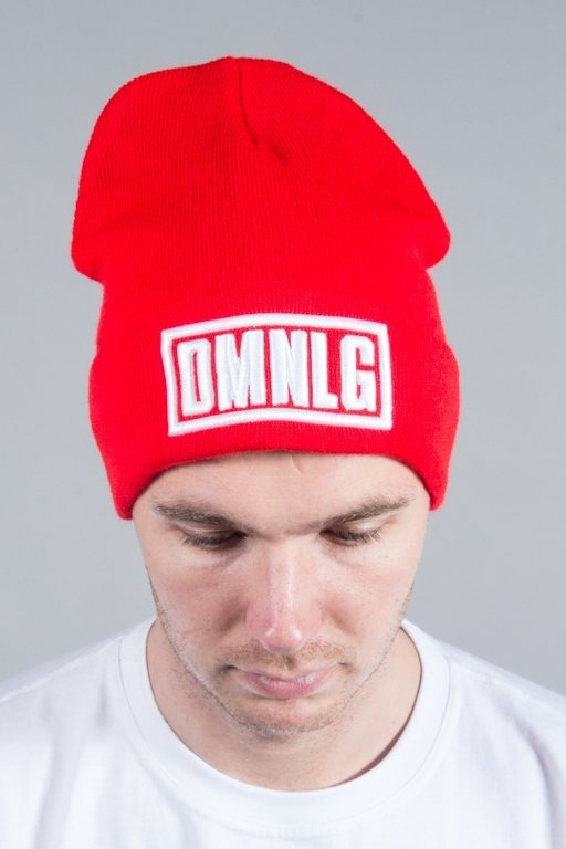 DEMONOLOGIA WINTER CAP DMNLG RED