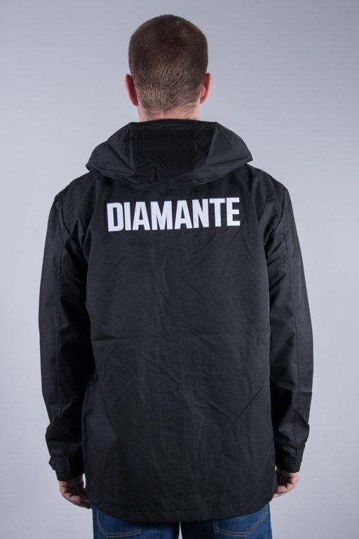 DIAMANTE WEAR JACKET CLASSIC BLACK