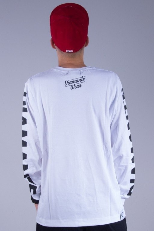 DIAMANTE WEAR LONGSLEEVE 63 WHITE