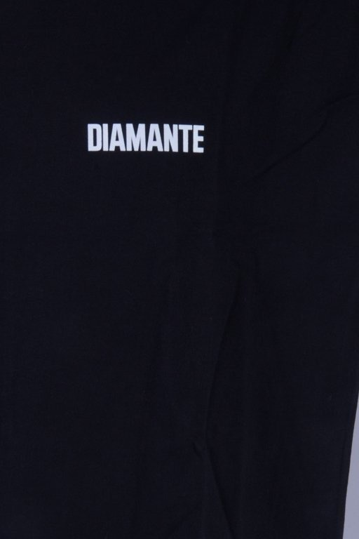 DIAMANTE WEAR LONGSLEEVE GANGS BLACK