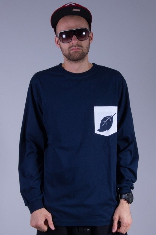 DIAMANTE WEAR LONGSLEEVE MY LIFE NAVY