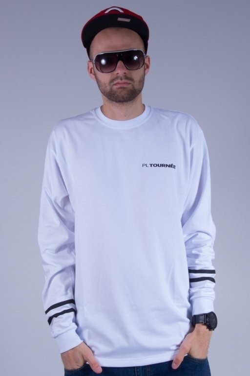 DIAMANTE WEAR LONGSLEEVE PL TURNEE WHITE
