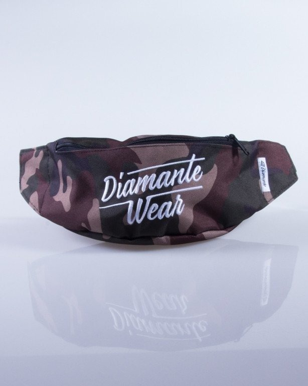 DIAMANTE WEAR SASZETKA NERKA DIAMANTE LOGO BIG CAMO