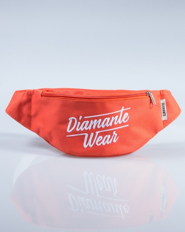 DIAMANTE WEAR SASZETKA NERKA DIAMANTE LOGO BIG CORAL