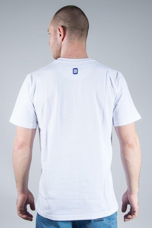 DIAMANTE WEAR T-SHIRT TOUR GUIDE WHITE KOSZULKI \ T-shirty ...