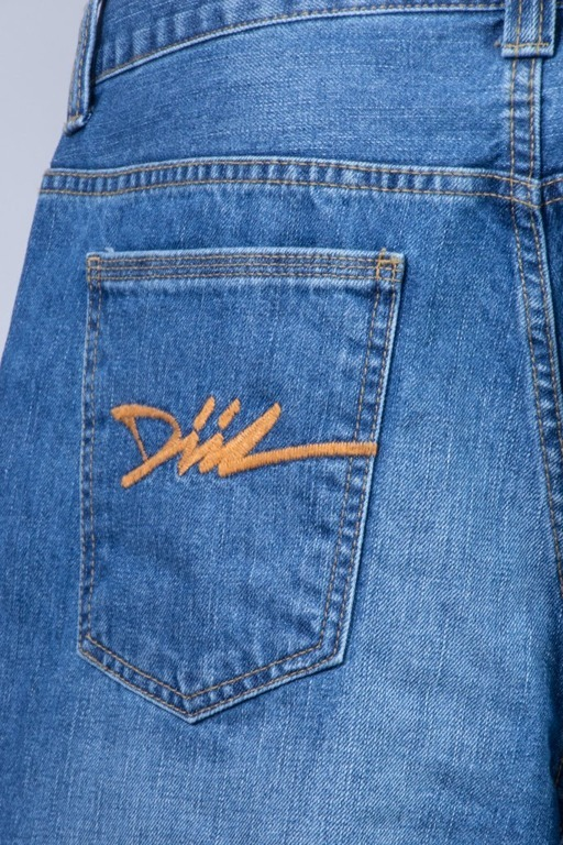 DIIL SHORTS JEANS TAG LIGHT