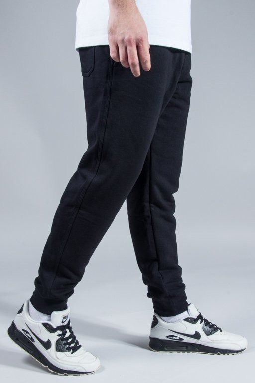 DIIL SWEATPANTS HOMEBOY BLACK