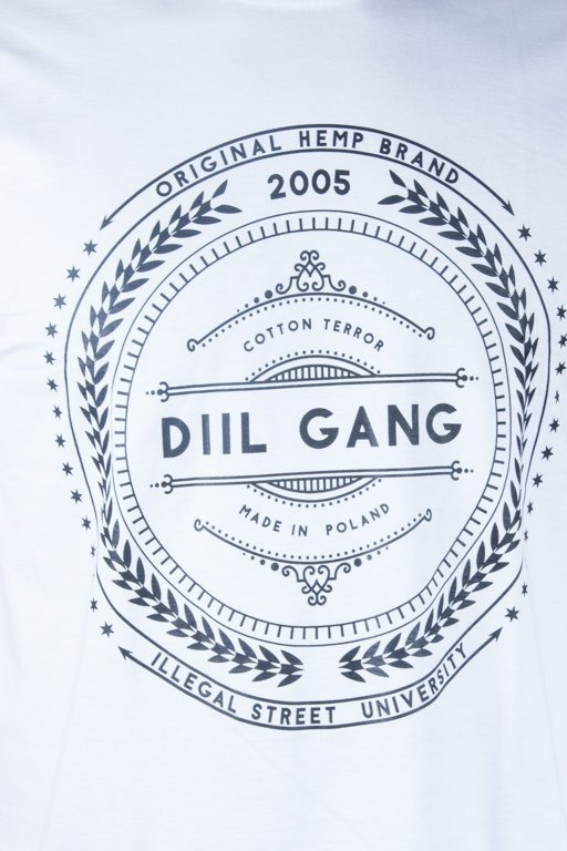 DIIL T-SHIRT ROPE WHITE