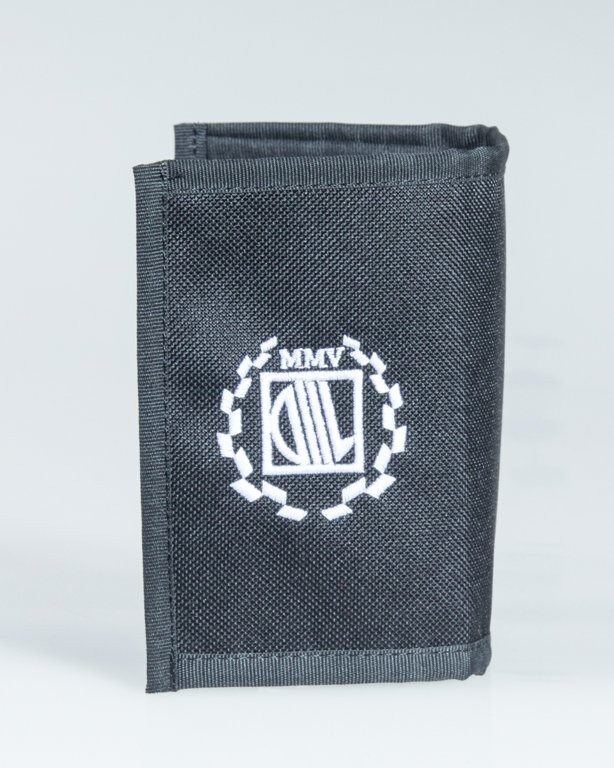 DIIL WALLET LAUR BLACK-WHITE