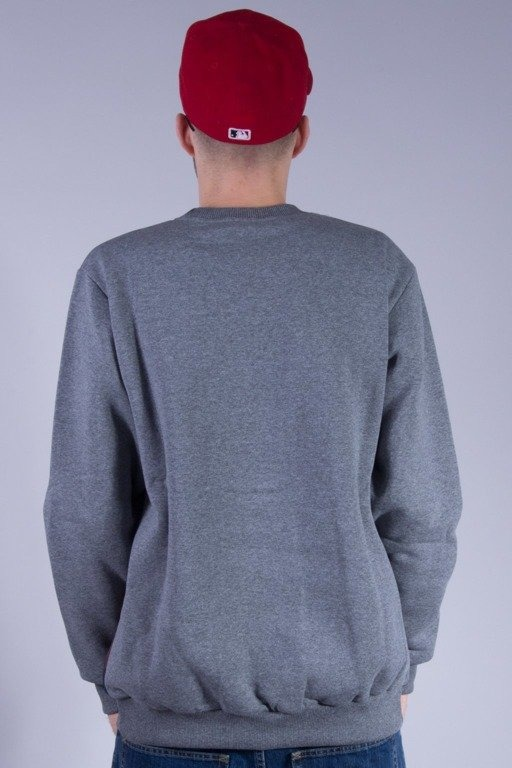 EL POLAKO BLUZA BEZ KAPTURA LTD LEW GREY