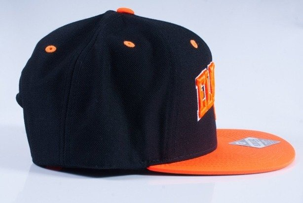 EL POLAKO CZAPKA SNAPBACK 80 BLACK-ORANGE