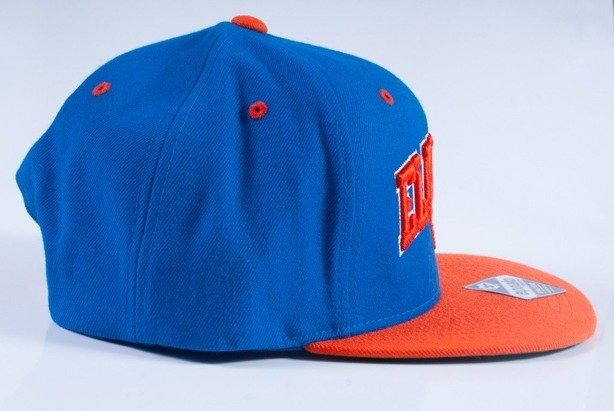 EL POLAKO CZAPKA SNAPBACK 80 BLUE-ORANGE