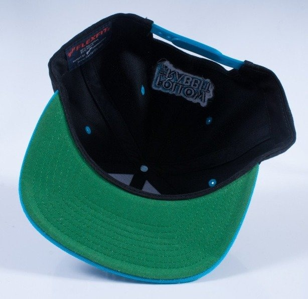EL POLAKO CZAPKA SNAPBACK FOLLOW BLACK-BLUE