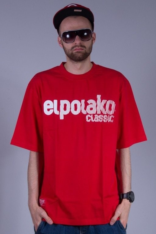 EL POLAKO KOSZULKA SHADOW RED