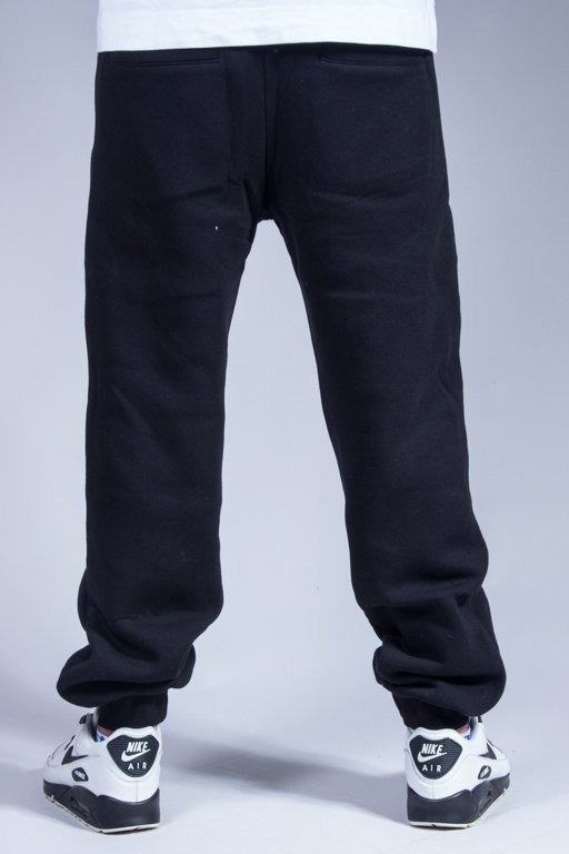 EL POLAKO SWEATPANTS GÓRY BLACK