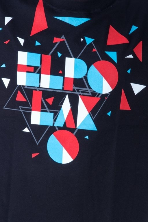 EL POLAKO T-SHIRT EXPO BLACK