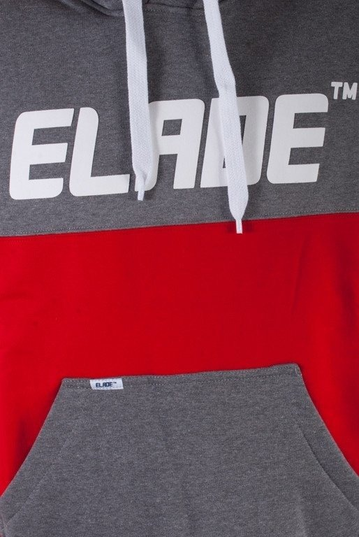 ELADE BLUZA Z KAPTUREM CHAMPION GREY
