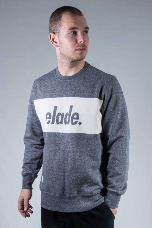 ELADE CREWNECK BOX GREY