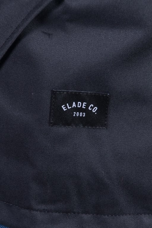 ELADE JACKET ELADE CO. PARKA BLACK
