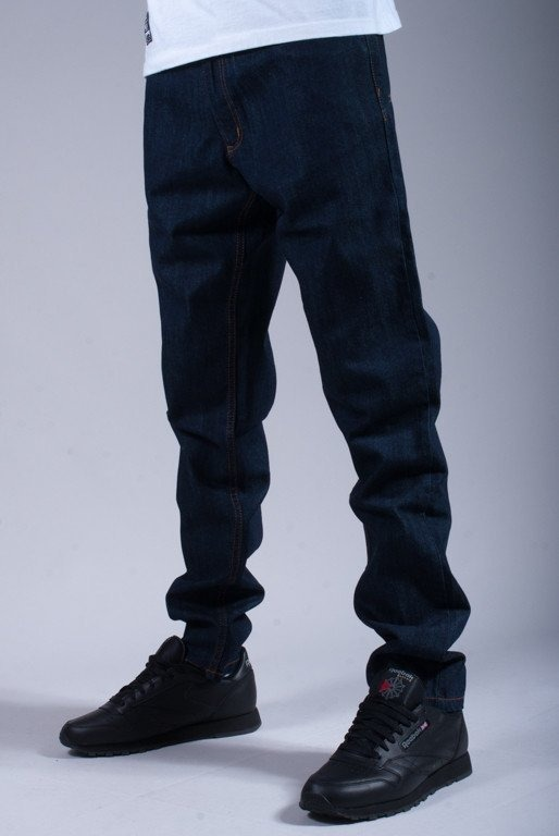 ELADE SPODNIE JEANS NEW DARK BLUE