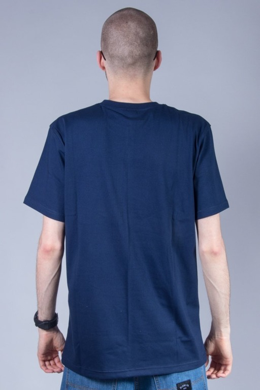 ELADE T-SHIRT COLLAGE NAVY
