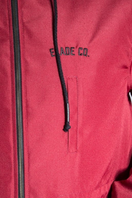 ELADE WINTER JACKET PARKA ELADE CO. BRICK