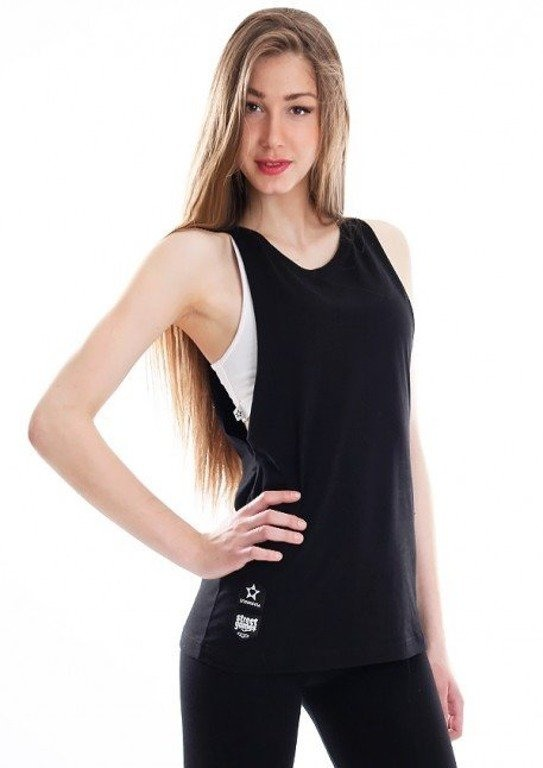 ENDORFINA KOSZULKA SHIRT BASE BLACK