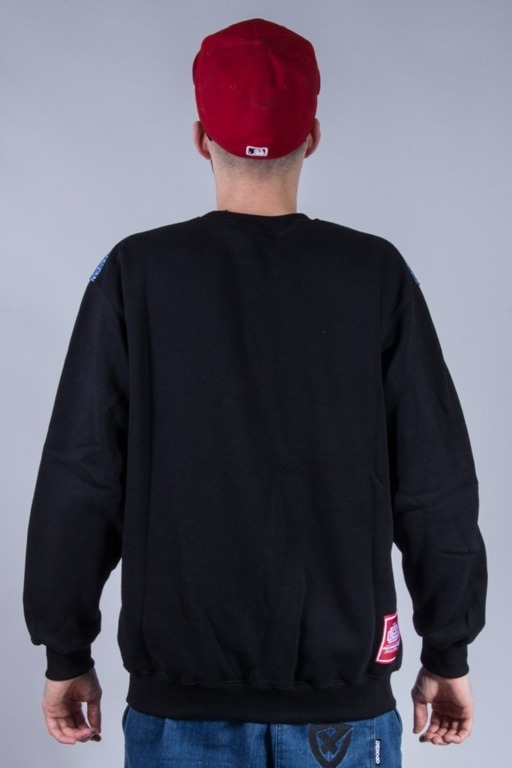 EQUALIZER CREWNECK JEANS BLACK