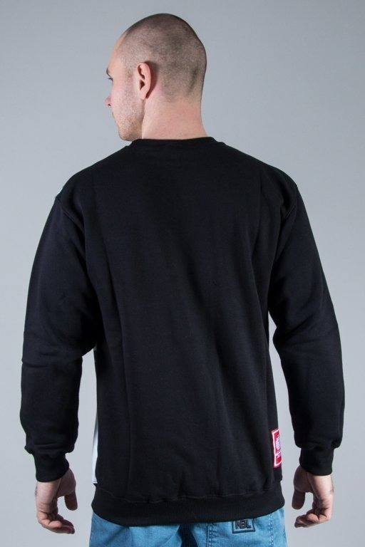 EQUALIZER CREWNECK WAY BLACK