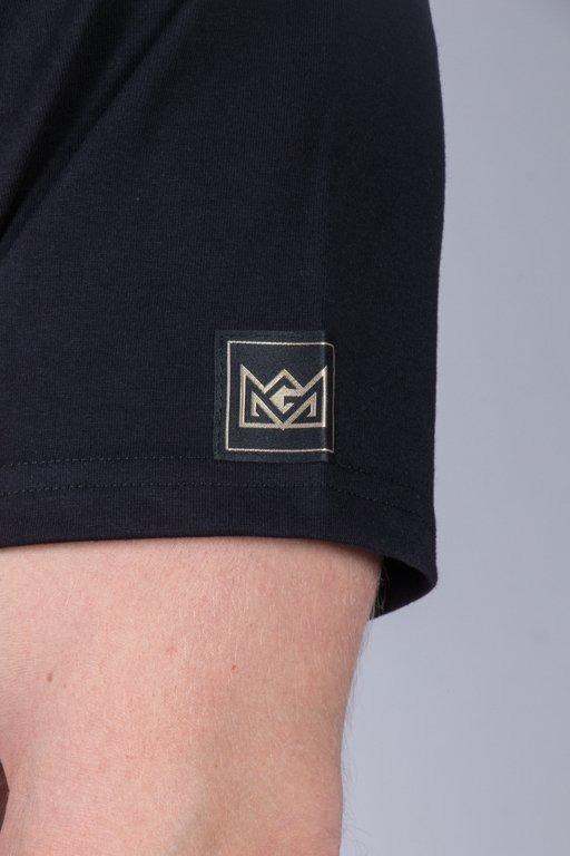 ganja mafia t shirt ka 39 lion big black gold koszulki t shirty skateshop prosto. Black Bedroom Furniture Sets. Home Design Ideas