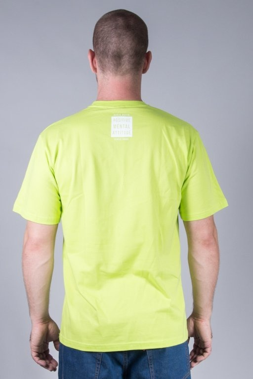 GANJA MAFIA T-SHIRT SUMMER NEON GREEN