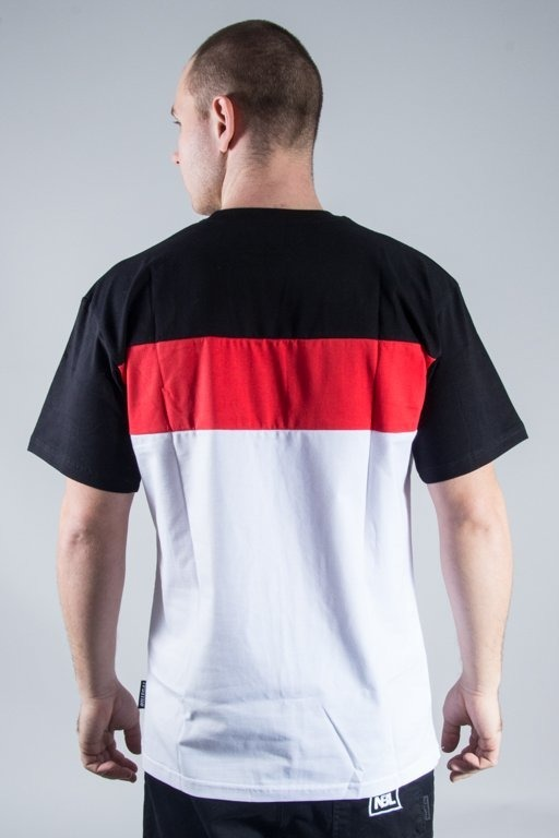 ILLEGAL T-SHIRT RED BOX BLACK