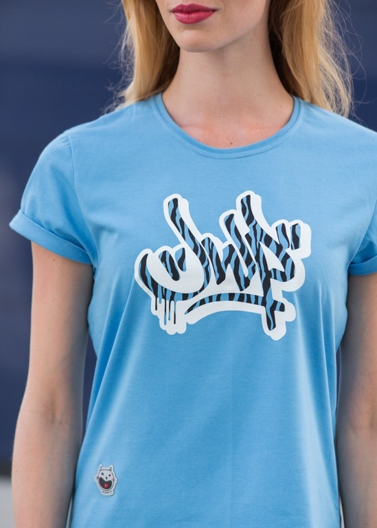 JWP T-SHIRT GIRL JWPKA BLUE