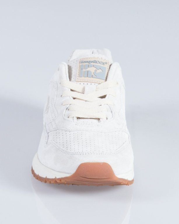 KANGAROOS BUTY ULTIMATE LEATHER OFF WHITE