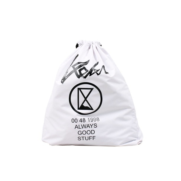 KOKA BAG SANDGLASS WHITE