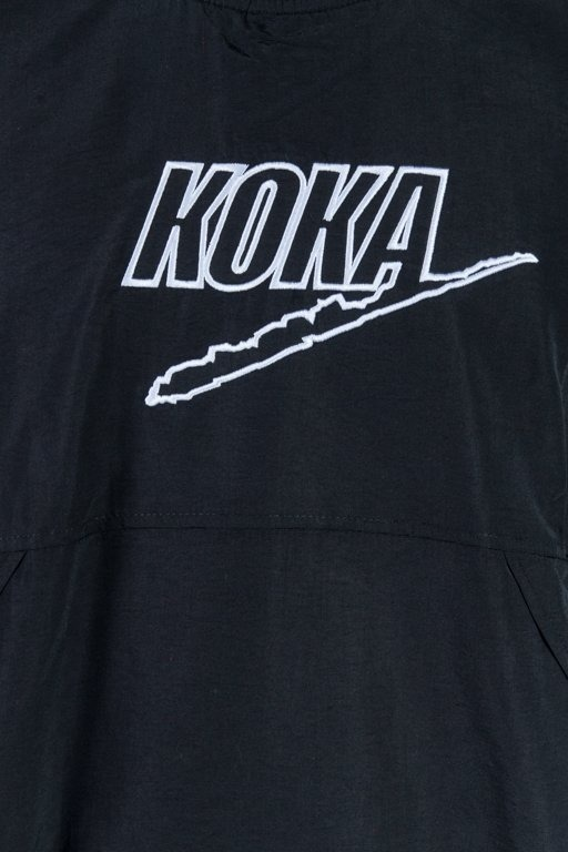 KOKA JACKET FAKE BLACK
