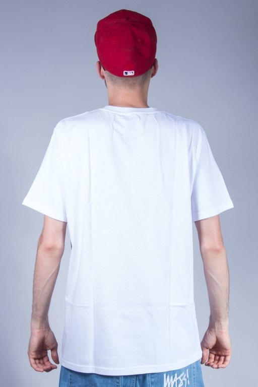 KOKA T-SHIRT FAKE 90 WHITE
