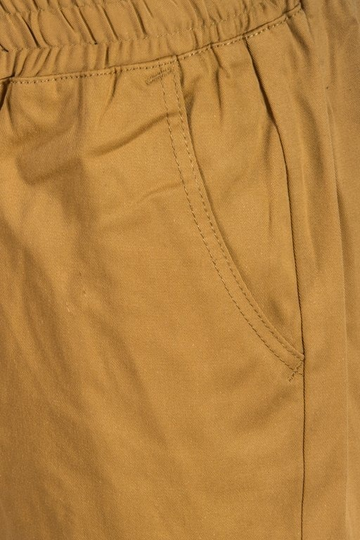 LABIRYNT PANTS CHINO JOGGER GOTHIC HONEY